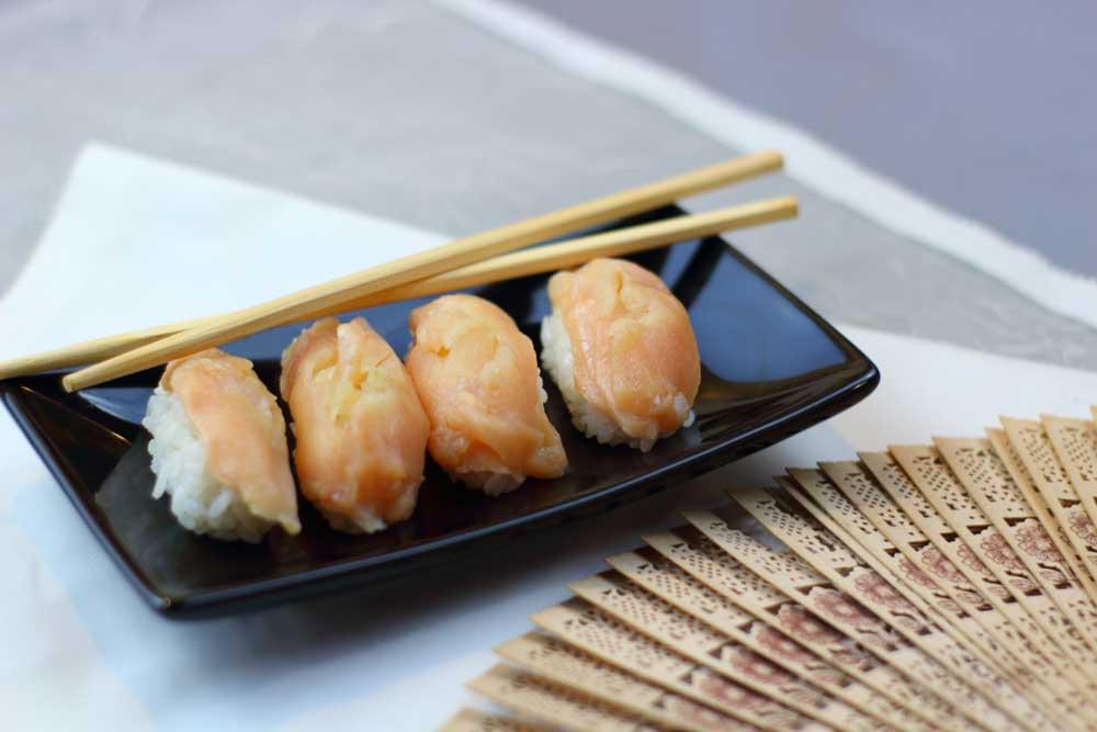 Sushi-nigiri-di-salmone