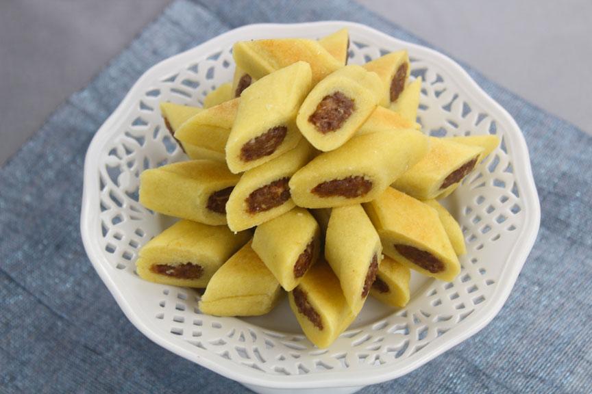 Makroud dolcetti Tunisini