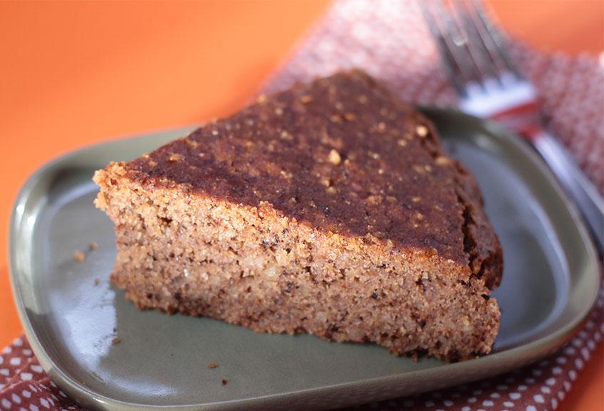 torta alle noci senza glutine
